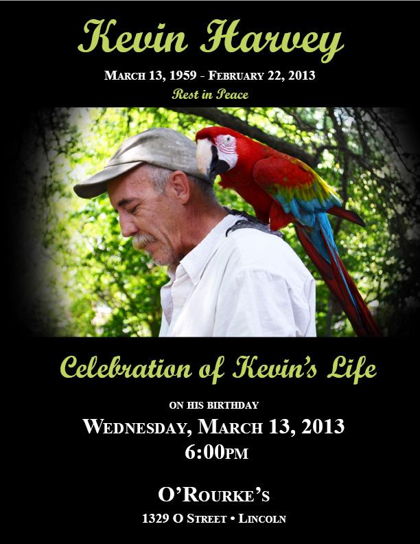KevinHarvey-CelebrationOfLife